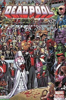 Kartonierter Einband Deadpool - Marvel Now! von Brian Posehn, Scott Koblish