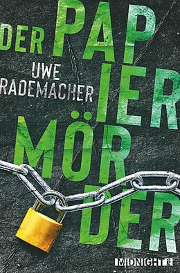 E-Book (epub) Der Papiermörder von Uwe Rademacher