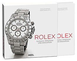 Fester Einband Rolex von Osvaldo Patrizzi, Mara Cappelletti