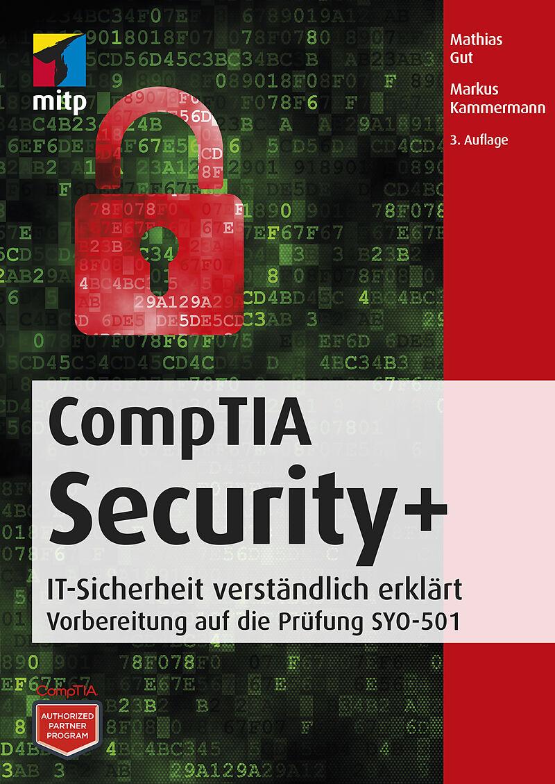 CompTIA Security+ - Matthias Gut, Markus Kammermann - Buch kaufen ...