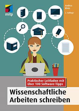 E-Book (epub) Wissenschaftliche Arbeiten schreiben von Andrea Klein