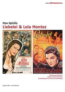 Liebelei & Lola Montez DVD