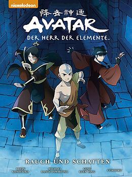 Fester Einband Avatar - Der Herr der Elemente: Premium 4 von Gene Luen Yang