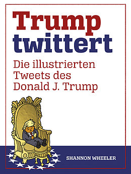 Trump twittert [Version allemande]