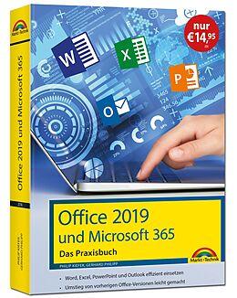 Fester Einband Office 2019 - Das Praxishandbuch von Gerhard Philipp, Philip Kiefer
