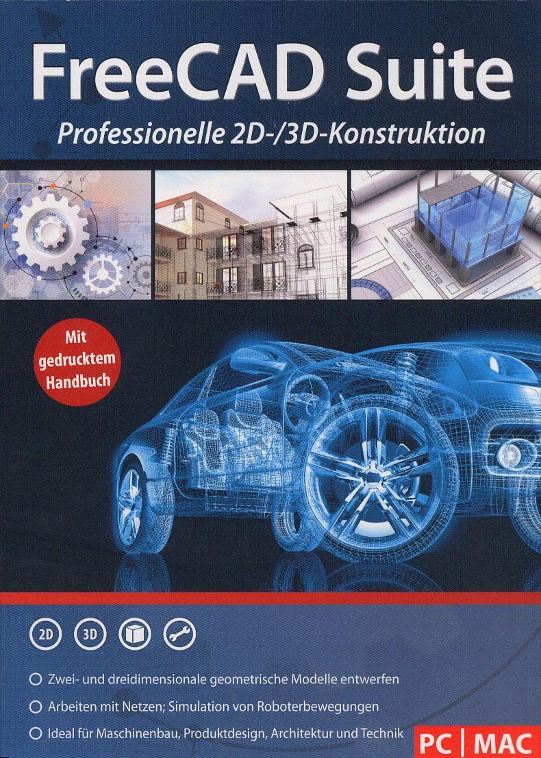 Freecad Suite Pc D Cadraumplanung Software Online Kaufen