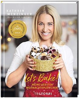 Fester Einband LET´S BAKE! von Kathrin Menzinger