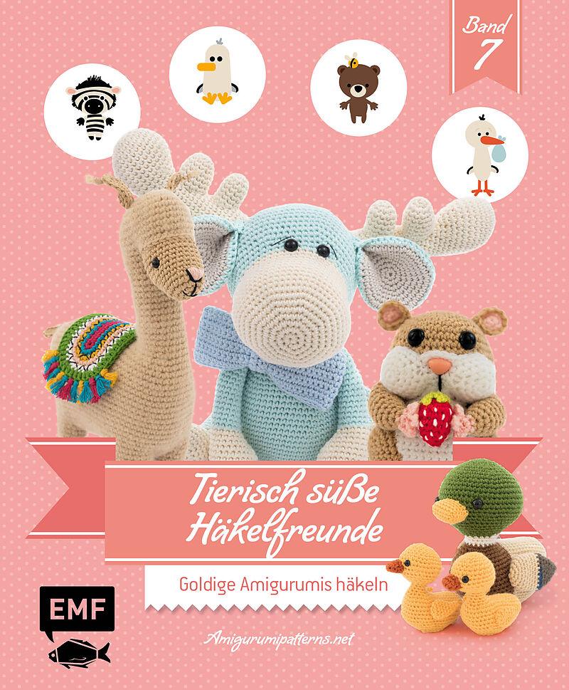 Herunterladen Deutsch Pdf Tierisch Süße Häkelfreunde 7 Epub Online
