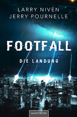 E-Book (epub) Footfall - Die Landung von Larry Niven, Jerry Pournelle