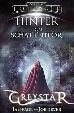 E-Book (epub) Greystar 03 - Hinter dem Schattentor von Ian Page, Joe Dever
