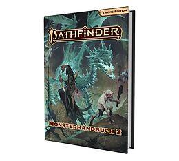 Kartonierter Einband (Kt) Pathfinder 2 - Monsterhandbuch 2 von Alexander Augunas, Dennis Baker, Jesse Benner