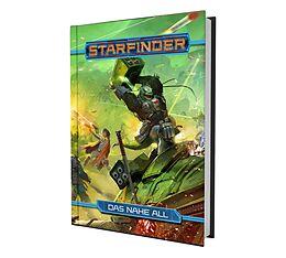 Fester Einband Starfinder Das Nahe All von Kate Baker, Jenny Jarzabski, Jason_Keeley