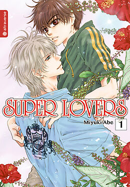 Super Lovers 01 Abe Miyuki Acheter La Livre Exlibris Ch