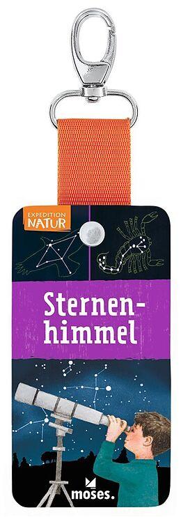 Kartonierter Einband Expedition Natur - Sternenhimmel von Thomas Müller, Bettina Wurche
