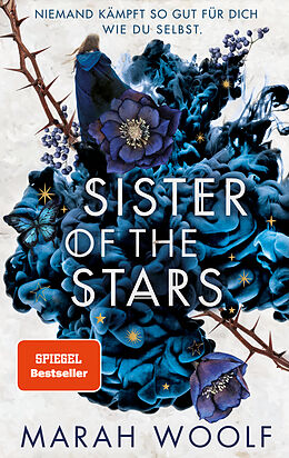 Fester Einband Sister of the Stars von Marah Woolf