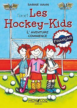 eBook (epub) Les Hockey-Kids de Sabine Hahn