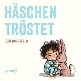 Fester Einband Häschen tröstet von Cori Doerrfeld