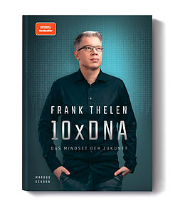 Fester Einband 10xDNA von Frank Thelen