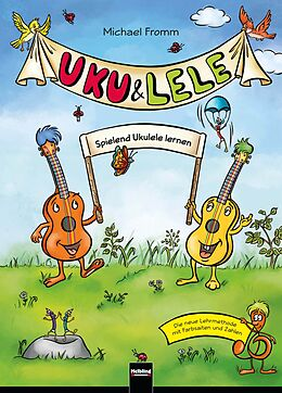 Kartonierter Einband Uku & Lele von Fromm Michael
