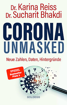 E-Book (epub) Corona unmasked von Sucharit Bhakdi, Karina Reiss