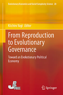 Fester Einband From Reproduction to Evolutionary Governance von