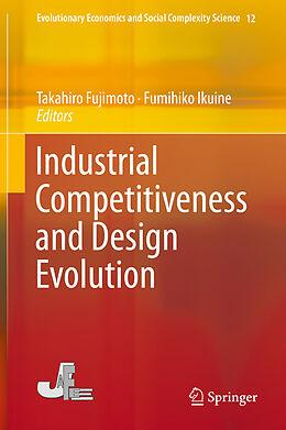 Fester Einband Industrial Competitiveness and Design Evolution von