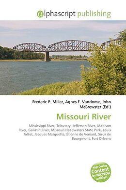 Kartonierter Einband Missouri River von