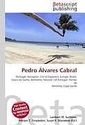 Kartonierter Einband Pedro Álvares Cabral von