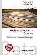 Kartonierter Einband Rocky Mount, North Carolina von