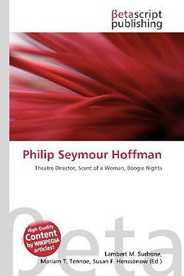 Kartonierter Einband Philip Seymour Hoffman von