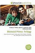 Kartonierter Einband Metroid Prime: Trilogy von