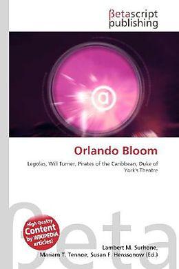 Kartonierter Einband Orlando Bloom von