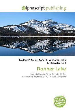Kartonierter Einband Donner Lake von