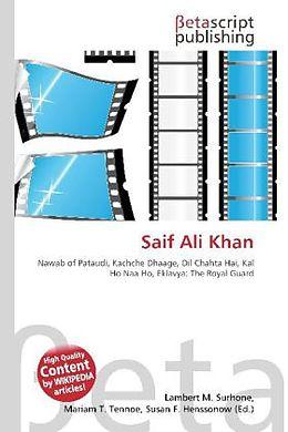 Kartonierter Einband Saif Ali Khan von