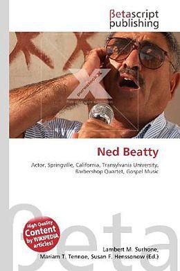 Kartonierter Einband Ned Beatty von