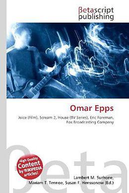 Kartonierter Einband Omar Epps von