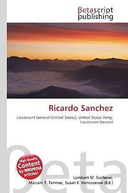 Kartonierter Einband Ricardo Sanchez von