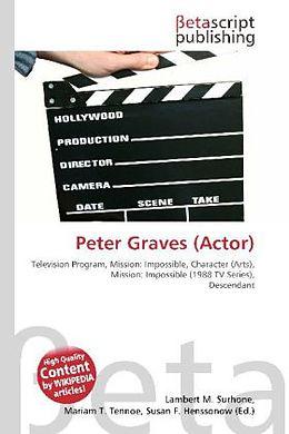 Kartonierter Einband Peter Graves (Actor) von