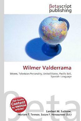 Kartonierter Einband Wilmer Valderrama von