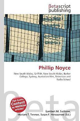 Kartonierter Einband Phillip Noyce von