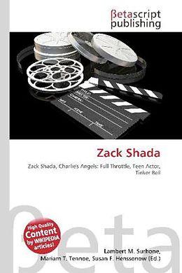 Kartonierter Einband Zack Shada von
