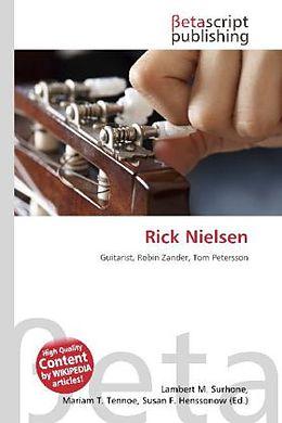 Kartonierter Einband Rick Nielsen von
