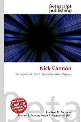 Kartonierter Einband Nick Cannon von