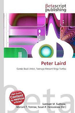 Kartonierter Einband Peter Laird von