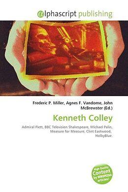 Kartonierter Einband Kenneth Colley von