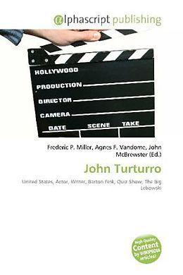 Kartonierter Einband John Turturro von