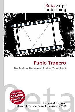 Kartonierter Einband Pablo Trapero von