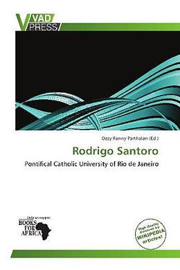 Kartonierter Einband Rodrigo Santoro von