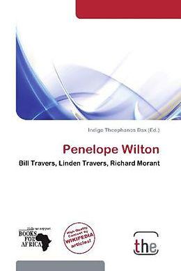Kartonierter Einband Penelope Wilton von