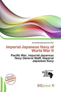 Kartonierter Einband Imperial Japanese Navy of World War II von